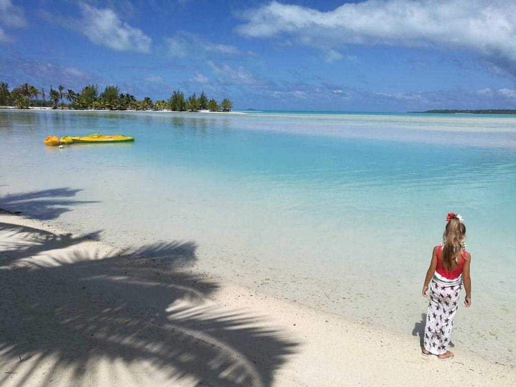 viaggio alle isole Cook